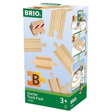 Brio  Başlangıç Ray Seti ABR33394 Renkli